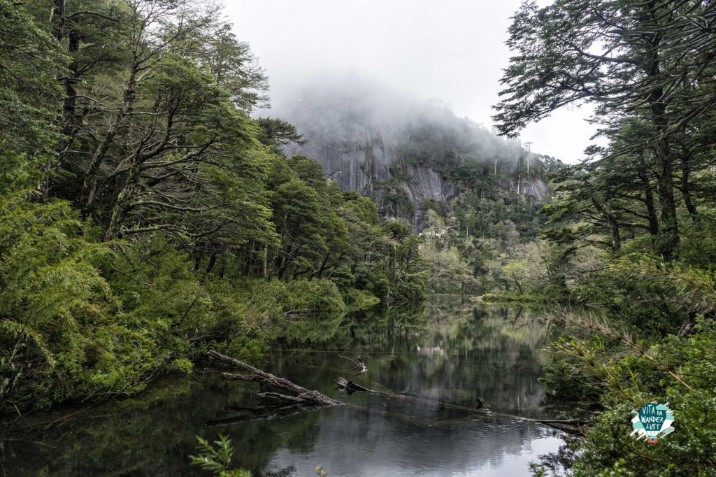 Lago Chico - Parco Nazionale Huerquehue