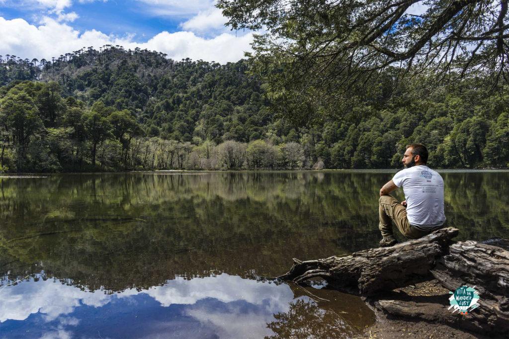 Laguna Totoras - Santuario El Cañi