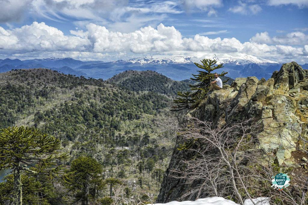 Mirador - Santuario El Cañi