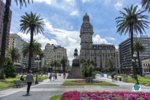 Plaza Indipendencia - Montevideo