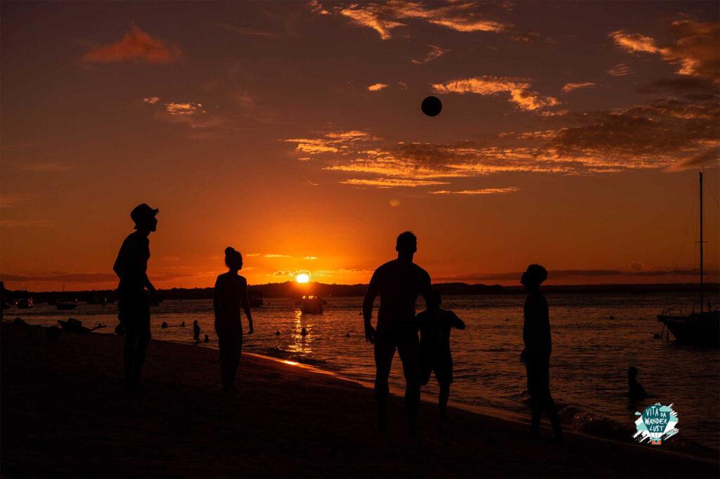 Sunset Gamboa - Vita da Wanderlust