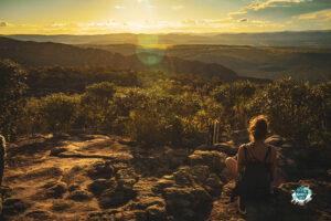 Tramonto Morro de Pai Inacio - Vita da Wanderlust