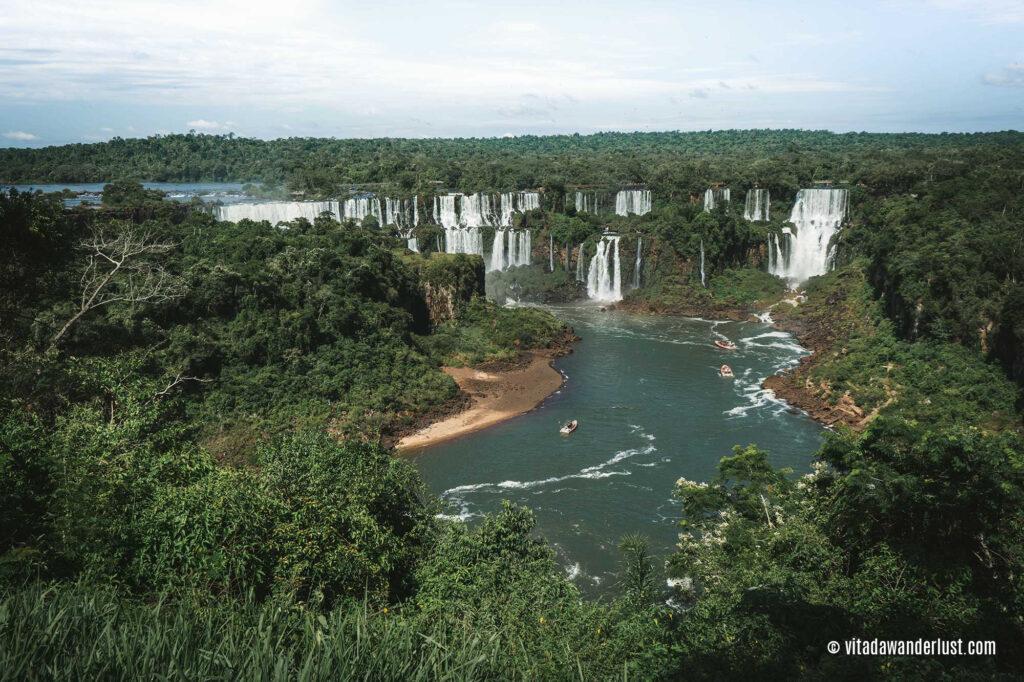 Cascate di Iguazù - Versante brasiliano