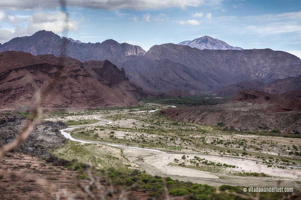Mirador delle tre croci - Valle Calchaquies