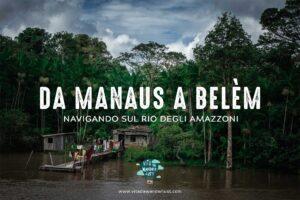 Manaus - Belem