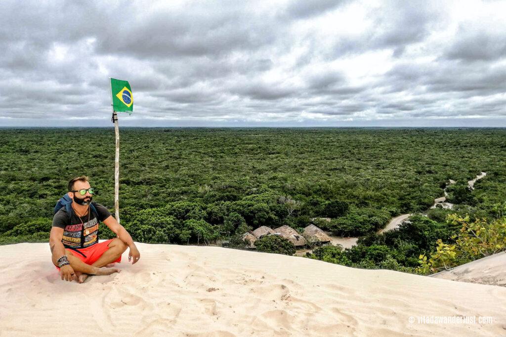 Godendo di un paesaggio unico - Lençóis Maranhenses